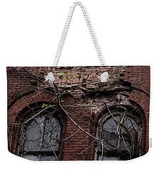 Time's Cathedral Weekender Tote Bag