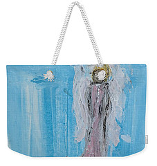 Tiny Angel Weekender Tote Bag
