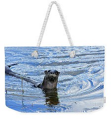 To My Otter Amazement Weekender Tote Bag