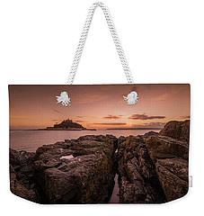 To The Sunset - Marazion Cornwall Weekender Tote Bag