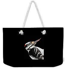 Tongue Of Woodpecker Weekender Tote Bag