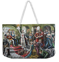 Torquemada, 1492 Weekender Tote Bag