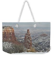 Tower Rock Weekender Tote Bag
