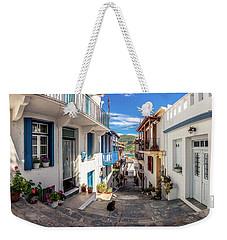 Town Of Skopelos Weekender Tote Bag
