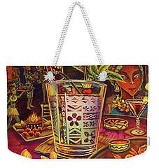 Trader Vic Mai Tai Weekender Tote Bag