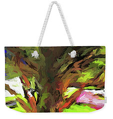 Tree With The Open Arms Weekender Tote Bag