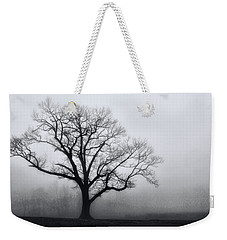 Trees In Fog # 2 Weekender Tote Bag