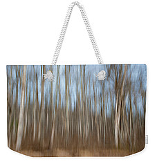 Trees In The Forest Weekender Tote Bag