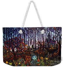 Trick Or Treat Sleepy Hollow Weekender Tote Bag