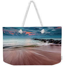 Tropic Sky Weekender Tote Bag