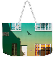 Tropical London Weekender Tote Bag