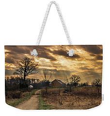 Trostle Sky Weekender Tote Bag