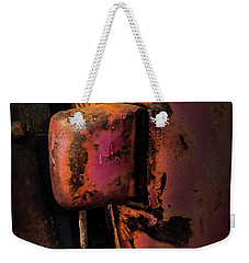 Truck Hinge With Nail Weekender Tote Bag