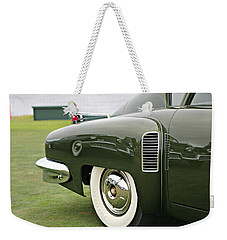 Tucker On Tucker Weekender Tote Bag