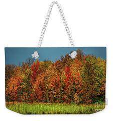 Tug Hill Colors Weekender Tote Bag