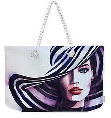 Unapologeticly Herself Weekender Tote Bag