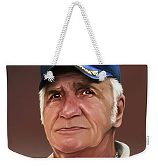 Uncle Poppy By Spano Weekender Tote Bag
