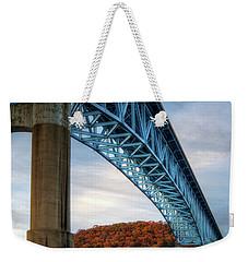 Under The Interstate Weekender Tote Bag