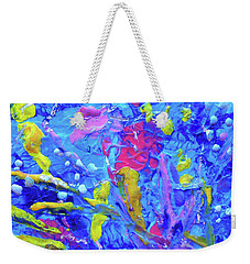 Under The Reef - Detail Weekender Tote Bag