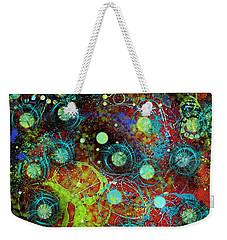 Under The Sea Digital 3 Weekender Tote Bag