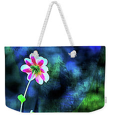 Underwater Garden Abstract Weekender Tote Bag