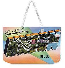 Union Greetings Weekender Tote Bag