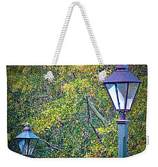 Weekender Tote Bag featuring the photograph Unitled #11 by Don Moore