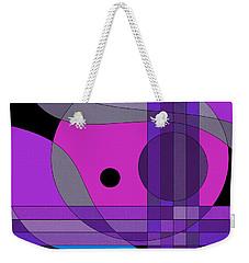 Untitled Sixth Weekender Tote Bag