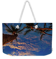 Upward Look Weekender Tote Bag