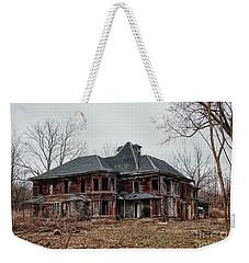 Urban Exploration Weekender Tote Bag