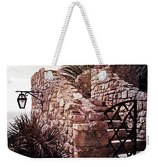 Weekender Tote Bag featuring the photograph Vacation Mood by Randi Grace Nilsberg