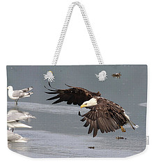 Valdez Eagle One Weekender Tote Bag