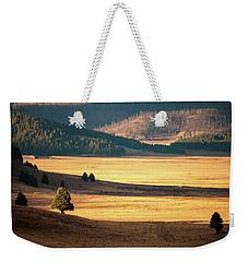 Valles Caldera Detail Weekender Tote Bag