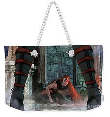 Vampire Hunter Weekender Tote Bag