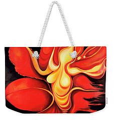 Venus Rising Weekender Tote Bag