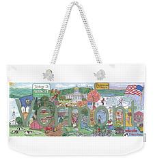 Vermont Weekender Tote Bag