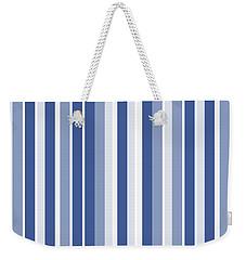 Vertical Lines Background - Dde605 Weekender Tote Bag