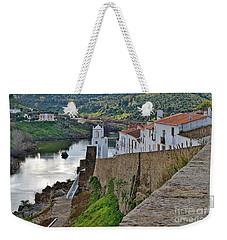 View From The Medieval Castle Weekender Tote Bag