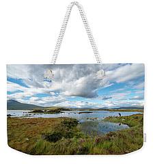 View In Glencoe, Scotland Weekender Tote Bag