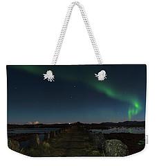 Viking Path Weekender Tote Bag