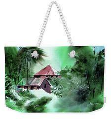 Village 1 Weekender Tote Bag
