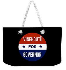 Vinehout For Governor 2018 Weekender Tote Bag