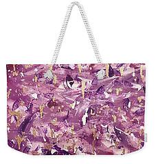 Violaceous Weekender Tote Bag
