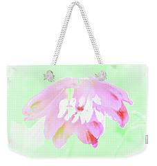 Violet Red Islamic Flora Weekender Tote Bag