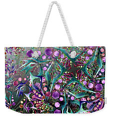 Vision Complex Remix One Weekender Tote Bag