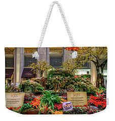 Vw Bug Planter Weekender Tote Bag