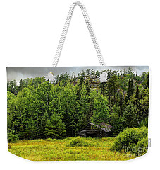 Waiting For The Fall Weekender Tote Bag