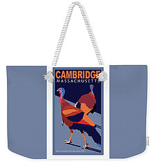 Walking Away From You-cambridge Weekender Tote Bag
