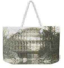 Walnut Lane Bridge Weekender Tote Bag