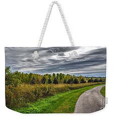 Walnut Woods Pathway - 2 Weekender Tote Bag